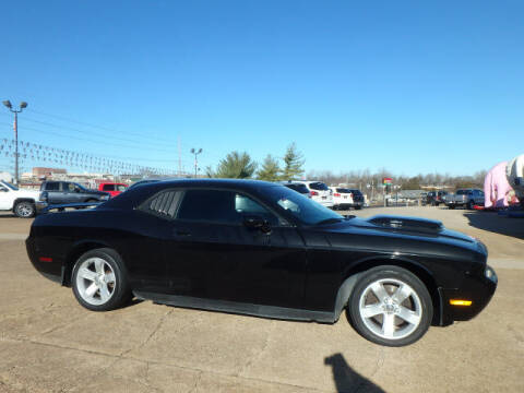 2010 Dodge Challenger for sale at BLACKWELL MOTORS INC in Farmington MO
