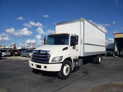 2014 Hino 268 for sale at Orange Truck Sales in Orlando FL