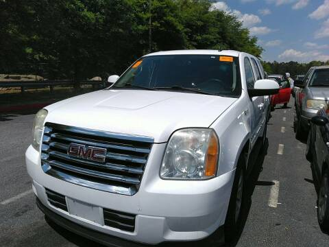 2010 GMC Yukon for sale at The PA Kar Store Inc in Philladelphia PA