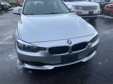 2014 BMW 3 Series for sale at Bluesky Auto in Bound Brook NJ