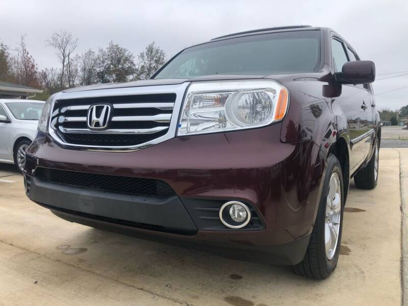 2015 Honda Pilot for sale at A&C Auto Sales in Moody AL