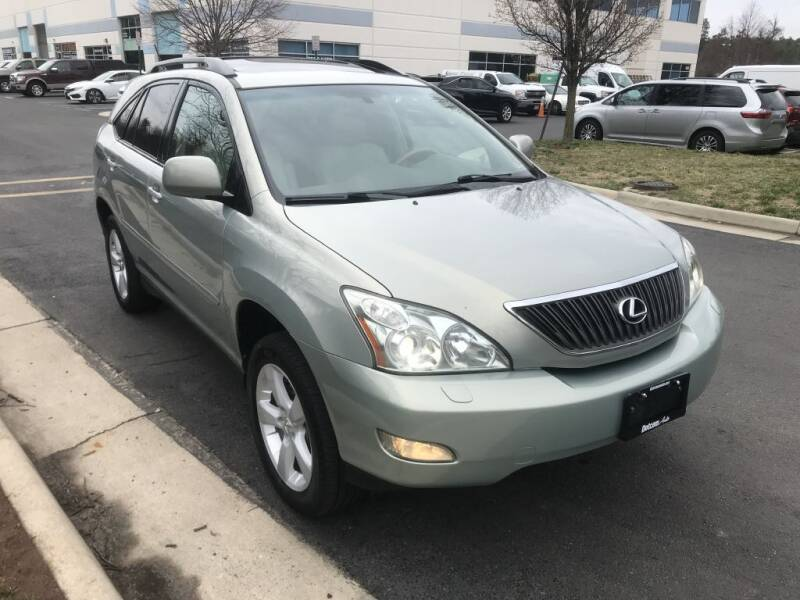 2006 Lexus RX 330 for sale at Dotcom Auto in Chantilly VA