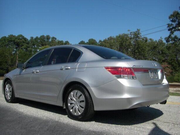 2011 Honda Accord LX 4dr Sedan 5A - Simpsonville SC
