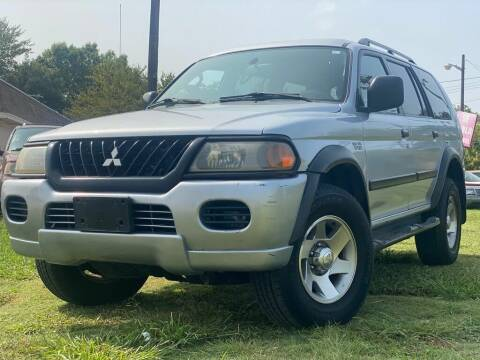 2004 Mitsubishi Montero Sport for sale at Cash Car Outlet in Mckinney TX