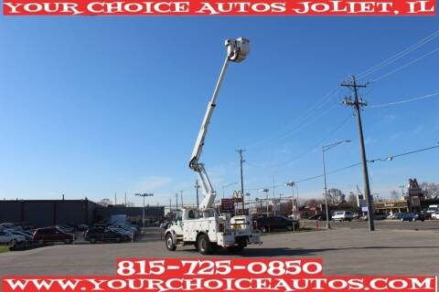 2008 International DuraStar 4300 for sale at Your Choice Autos - Joliet in Joliet IL