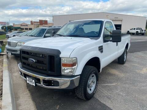 2008 Ford F-250 Super Duty for sale at MARLER USED CARS in Gainesville TX