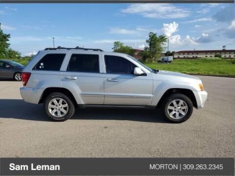 2009 Jeep Grand Cherokee for sale at Sam Leman CDJRF Morton in Morton IL