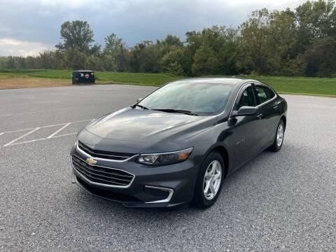 2017 Chevrolet Malibu for sale at Jackie's Car Shop in Emigsville PA