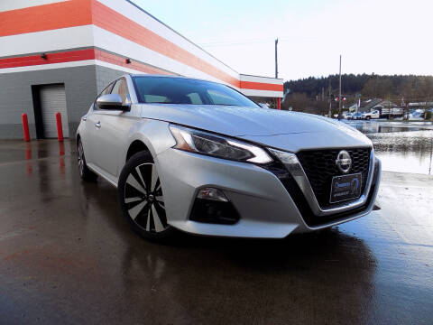 2019 Nissan Altima for sale at A1 Group Inc in Portland OR