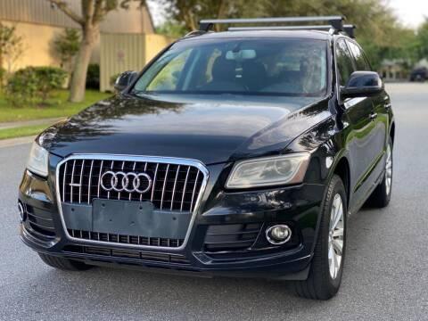 2013 Audi Q5 for sale at Presidents Cars LLC in Orlando FL