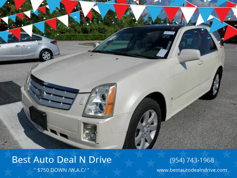 2006 Cadillac SRX for sale at Best Auto Deal N Drive in Hollywood FL