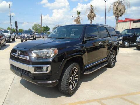 2014 Toyota 4Runner for sale at Premier Foreign Domestic Cars in Houston TX