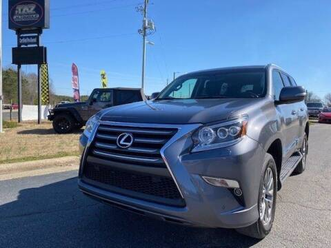 2015 Lexus GX 460 for sale at J T Auto Group in Sanford NC