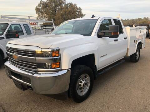 2015 Chevrolet Silverado 2500HD for sale at Truck & Van Country in Shingle Springs CA