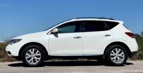 2014 Nissan Murano for sale at Palmer Auto Sales in Rosenberg TX