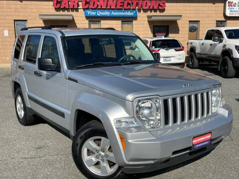 2009 Jeep Liberty for sale at CAR CONNECTIONS in Somerset MA