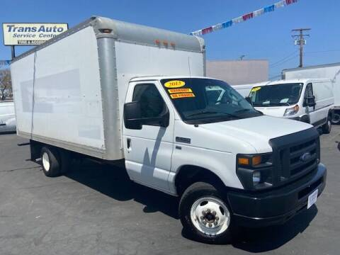 2013 Ford E-Series Chassis for sale at Auto Wholesale Company in Santa Ana CA