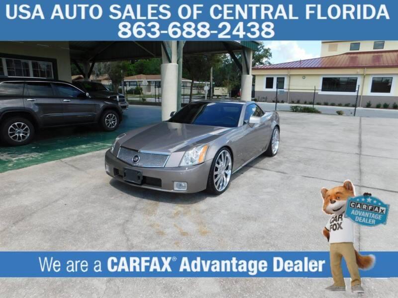 2004 Cadillac XLR for sale in Lakeland, FL
