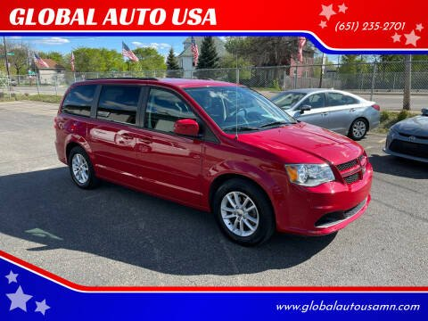 2016 Dodge Grand Caravan for sale at GLOBAL AUTO USA in Saint Paul MN