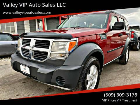 2007 Dodge Nitro for sale at Valley VIP Auto Sales LLC in Spokane Valley WA
