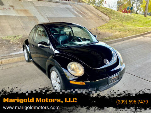 2008 Volkswagen New Beetle for sale at Marigold Motors, LLC in Pekin IL