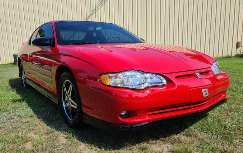2004 Chevrolet Monte Carlo SS Supercharged 2dr Coupe - Hopedale MA