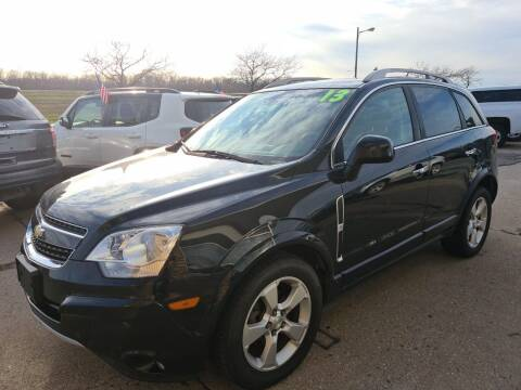 2013 Chevrolet Captiva Sport for sale at River Motors in Portage WI
