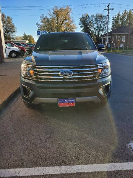 2019 Ford Expedition 4x4 XLT 4dr SUV - Chariton IA