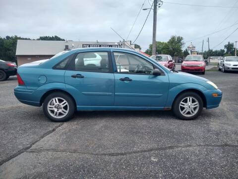 2001 Ford Focus for sale at Savior Auto in Independence MO