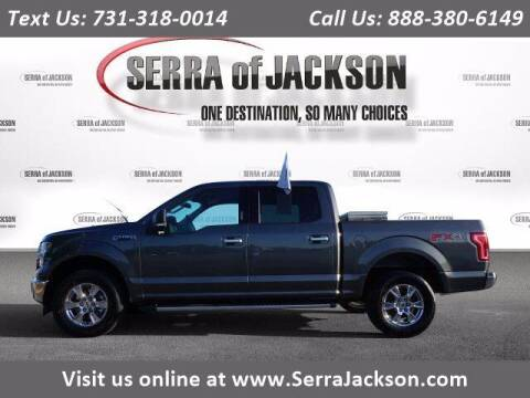 2017 Ford F-150 for sale at Serra Of Jackson in Jackson TN