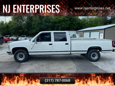 1992 Chevrolet C/K 3500 Series for sale at NJ Enterprises in Indianapolis IN
