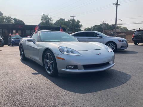 2012 Chevrolet Corvette for sale at Savannah Motors in Belleville IL