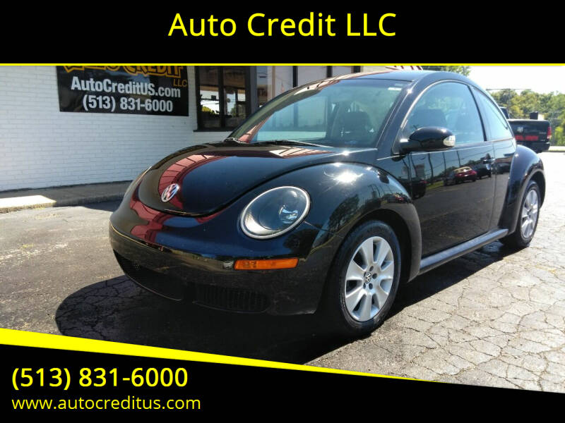 2009 Volkswagen New Beetle for sale at Auto Credit LLC in Milford OH