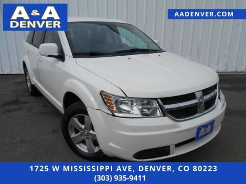 2009 Dodge Journey for sale at A & A AUTO LLC in Denver CO