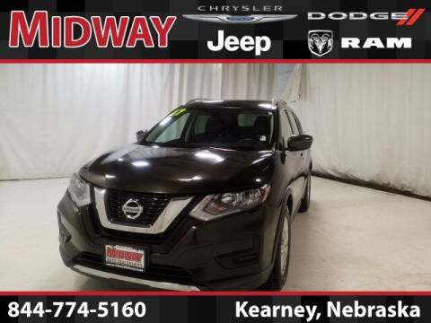 2017 Nissan Rogue for sale at MIDWAY CHRYSLER DODGE JEEP RAM in Kearney NE