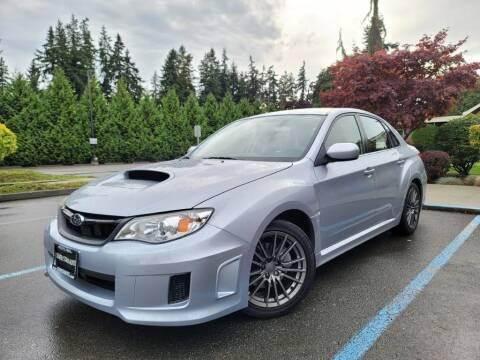 2013 Subaru Impreza for sale at Silver Star Auto in Lynnwood WA