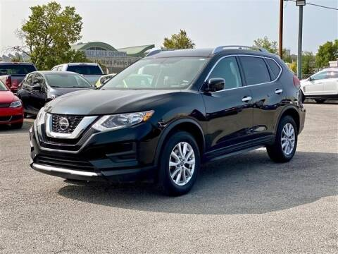 2018 Nissan Rogue for sale at Central Auto in South Salt Lake UT