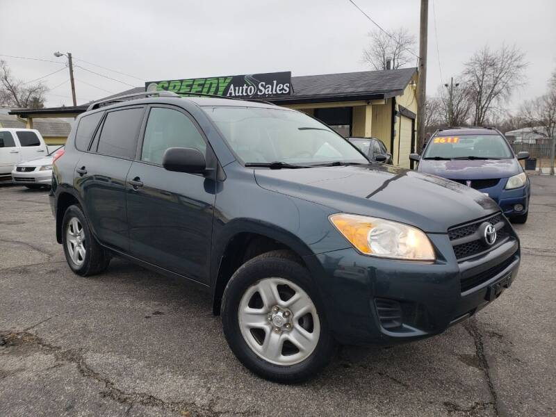 2012 Toyota RAV4 for sale at speedy auto sales in Indianapolis IN