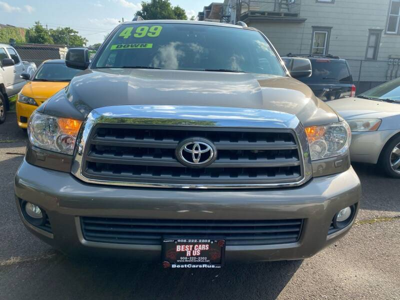 2014 Toyota Sequoia for sale at Best Cars R Us in Plainfield NJ