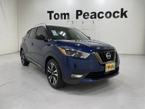 2020 Nissan Kicks for sale at Tom Peacock Nissan (i45used.com) in Houston TX