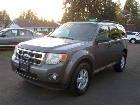 2009 Ford Escape for sale at Yellow Line Motors in Lafayette OR