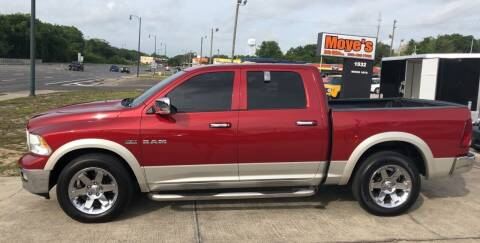 2009 Dodge Ram Pickup 1500 for sale at Moye's Auto Sales Inc. in Leesburg FL