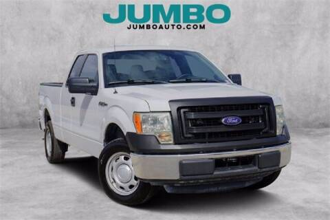 2014 Ford F-150 for sale at Jumbo Auto & Truck Plaza in Hollywood FL