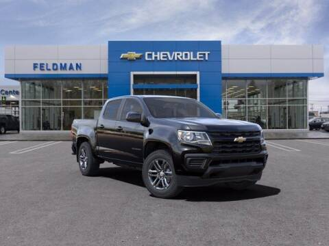 2021 Chevrolet Colorado for sale at Jimmys Car Deals in Livonia MI