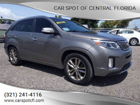 2014 Kia Sorento for sale at Car Spot Of Central Florida in Melbourne FL