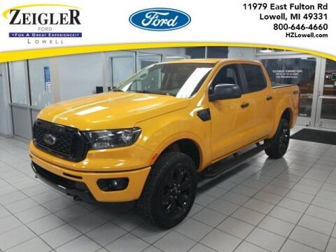 2021 Ford Ranger for sale at Zeigler Ford of Plainwell- Jeff Bishop in Plainwell MI