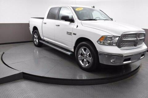 2018 RAM Ram Pickup 1500 for sale at Hickory Used Car Superstore in Hickory NC
