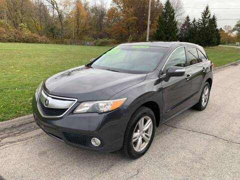 2014 Acura RDX for sale at Aleid Auto Sales in Cudahy WI