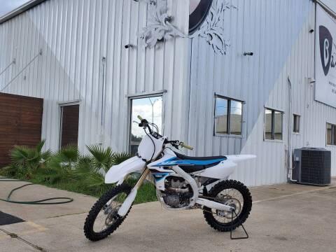 2019 Yamaha YZ250F for sale at Barrett Bikes LLC in San Juan TX