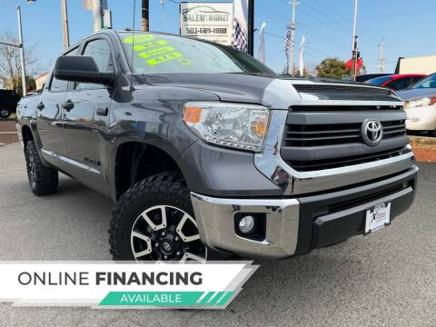2014 Toyota Tundra for sale at Salem Auto Market in Salem OR